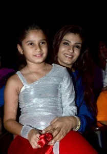 Raveena Tandon children daughter Rasha