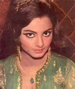 Actress Rekha young age pictures 5