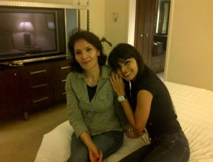 Sherlyn Chopra parents mother Susan Aamir