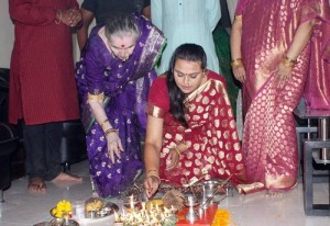 Shilpa Shirodkar Rare family photos 5