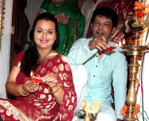 Shilpa Shirodkar Rare family photos 6