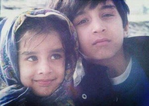 Shraddha Kapoor Childhood pictures 3