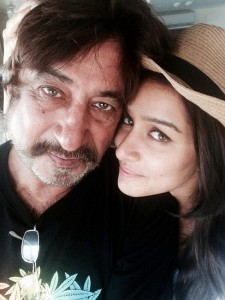 Shraddha Kapoor parents father Shakti Kapoor