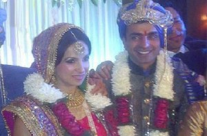 Shraddha Nigam Wedding photos with Mayank Anand 1