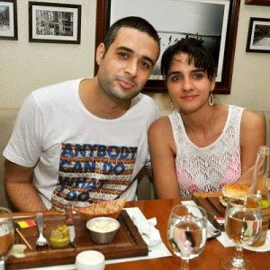 Shruti Seth Rare family photos 2