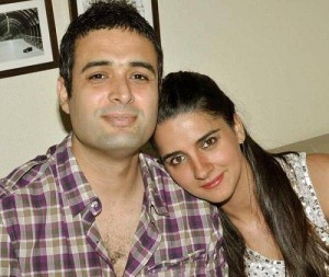 Shruti Seth husband Danish Aslam