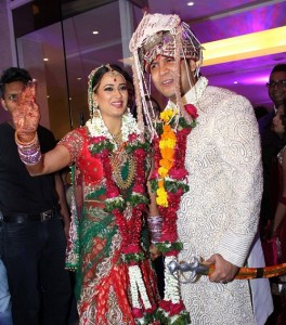Shweta Tiwari Wedding photos 2