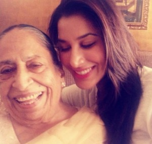 Sophie Choudry grandmother