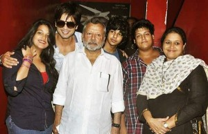 Supriya Pathak Rare family photos 2