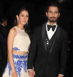 Supriya Pathak Step son Shahid Kapoor and his wife Mira Rajput