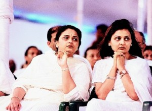 Tina Ambani Sisters-in-law Mrs. Dipti Salgaocar and Mrs. Nina Kothari