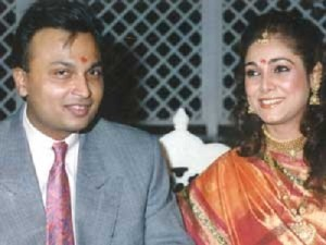 Tina Ambani Wedding photos 2