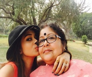 Tina Dutta Rare family photos 4