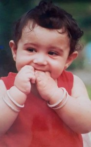 Adhyayan Suman Childhood pictures 1