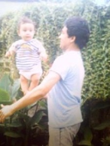 Adhyayan Suman Childhood pictures 2
