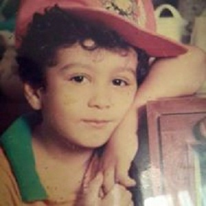 Adhyayan Suman Childhood pictures 3