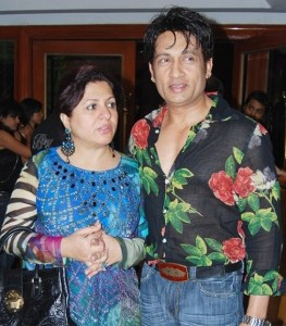 Adhyayan Suman parents mother Alka Suman