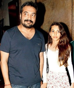 Anurag Kashyap children daughter Aaliyah