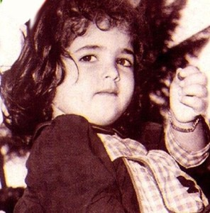 Twinkle Khanna Childhood pictures 1