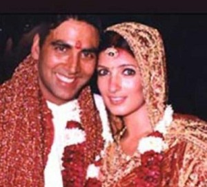 Twinkle Khanna Wedding photos 1