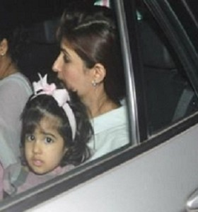 Twinkle Khanna children daughter Nitara