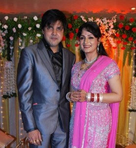 Upasana Singh Wedding photos 1