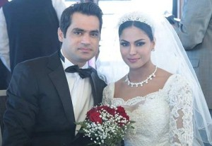 Veena Malik Wedding photos 3