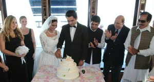 Veena Malik Wedding photos 5