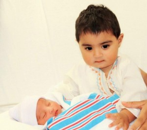 Veena Malik children daughter Amal Asad Khan